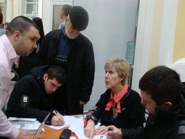 НРООИ «Социальная реабилитация» на ярмарке вакансий и учебных рабочих мест для граждан с ограниченными возможностями здоровья